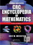 CRC Encyclopedia of Mathematics