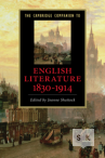The Cambridge Companion to English Literature 1830-1914