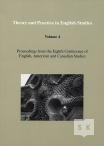 Theory and Practice in English Studies - Volume 4